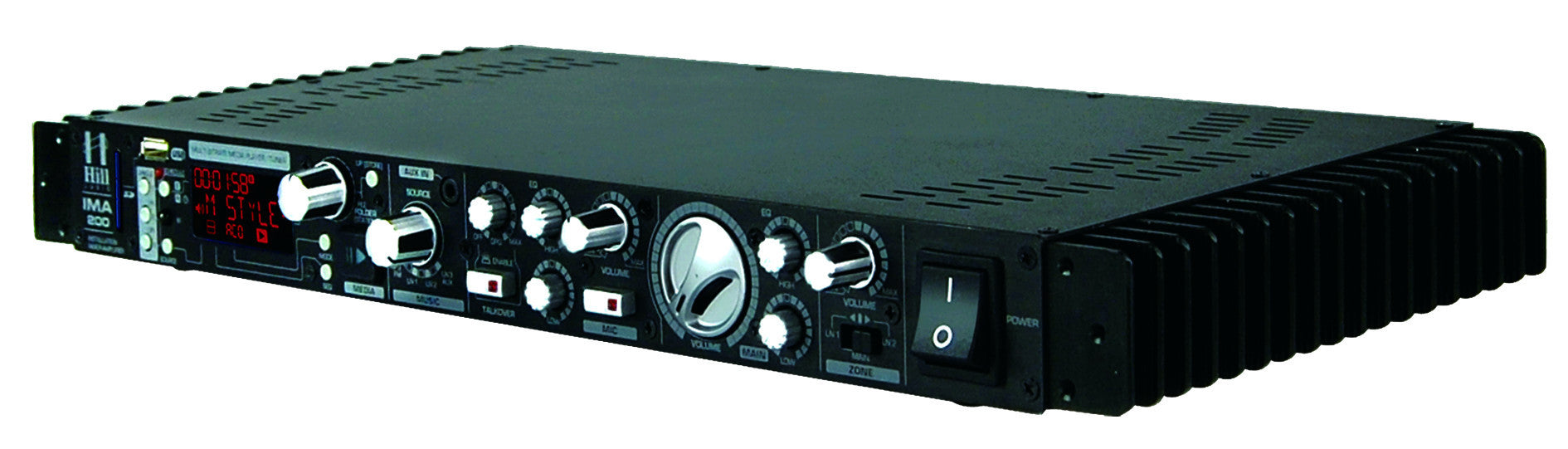 Hill Audio IMA200 Zoning Power Amp