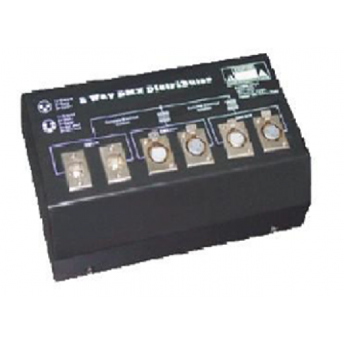 DMX Splitter 2 Way