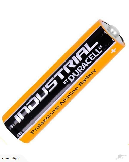 Duracell Industrial AAA Battery x 10
