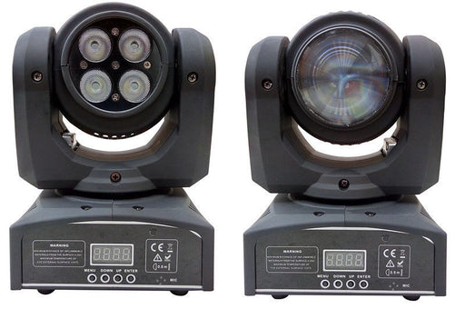 MINI MOVING HEAD BEAM/WASH  ACL101B