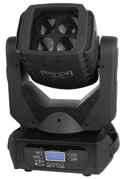 LED Moving Head 4 x 25w White ACNL004C