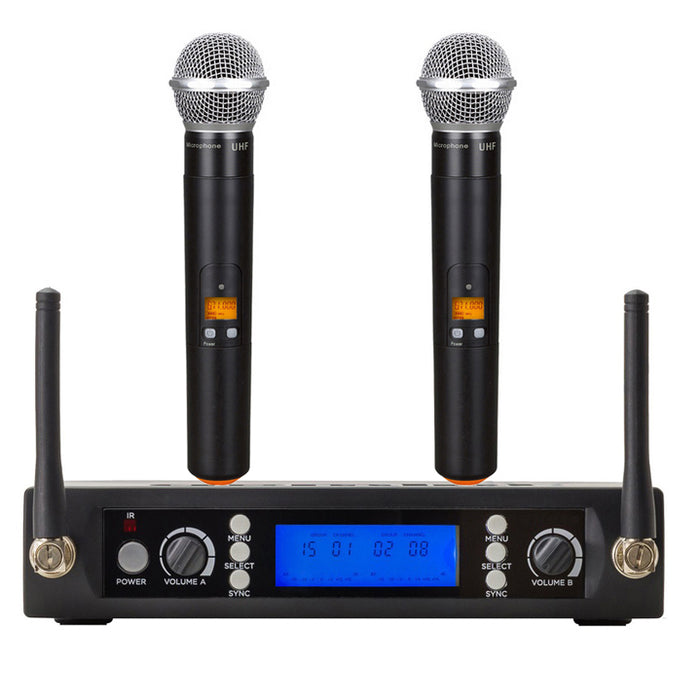 Boly BL3200 Double Wireless Mic