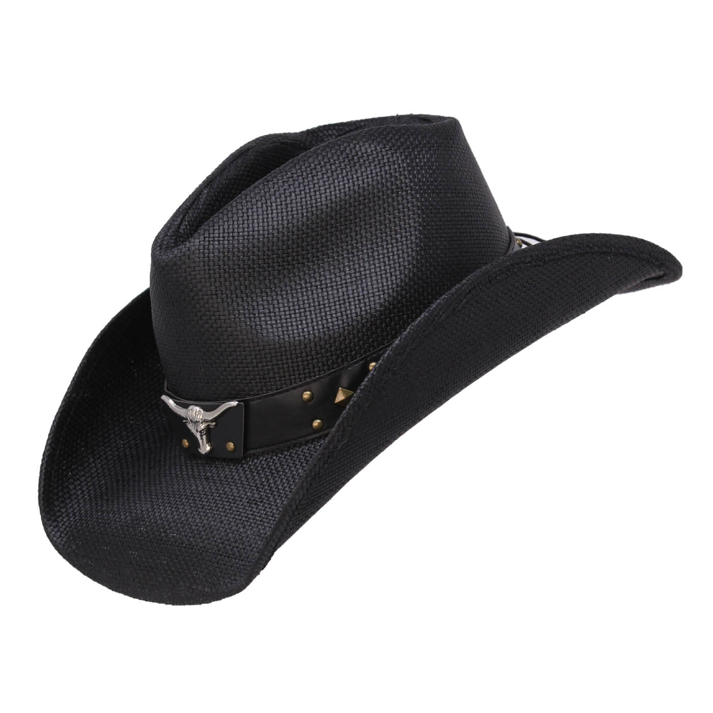 Redneck Legends Black Cowboy Hat