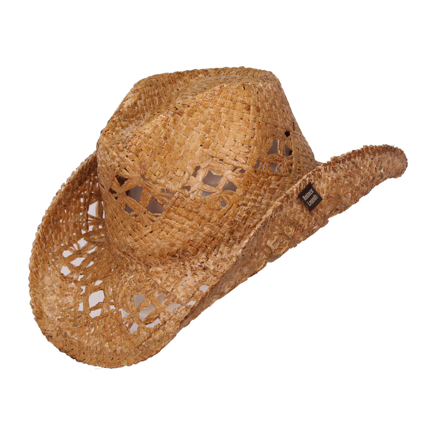 Harrie Underwood Women's Straw Cowboy Hat