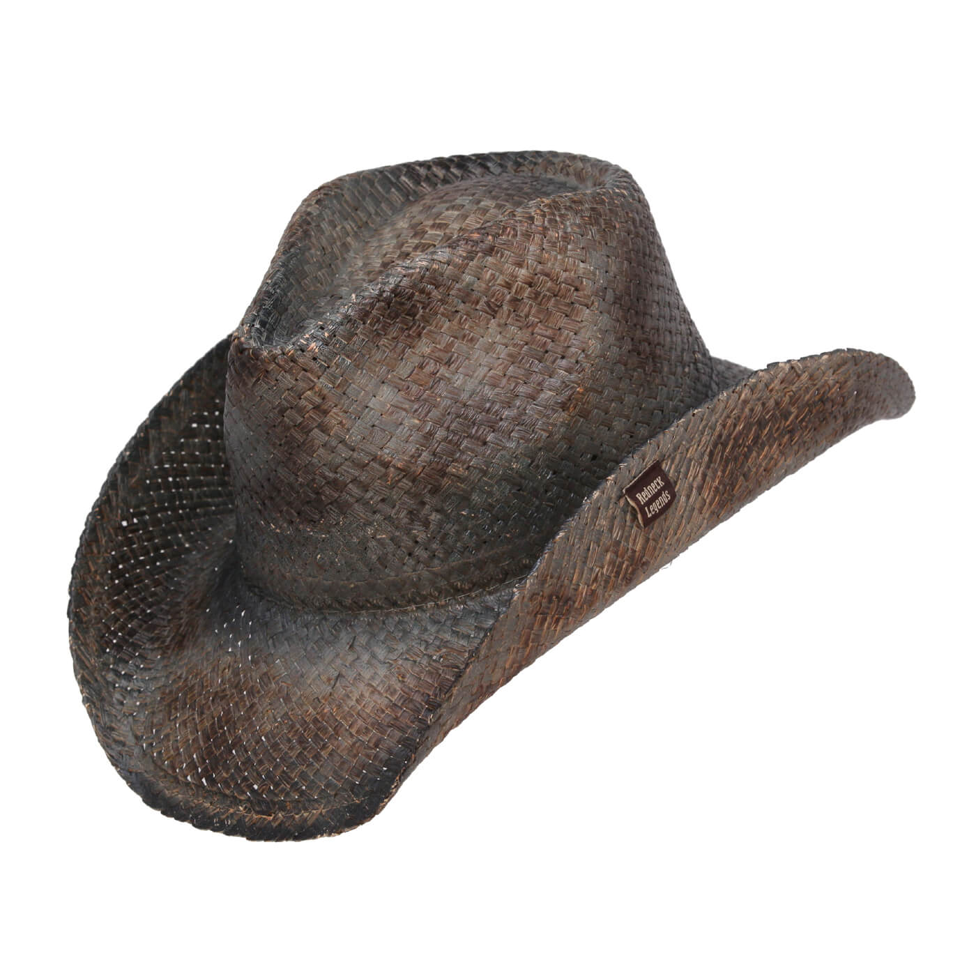 Redneck Legends Old Blue Distressed Cowboy Hat