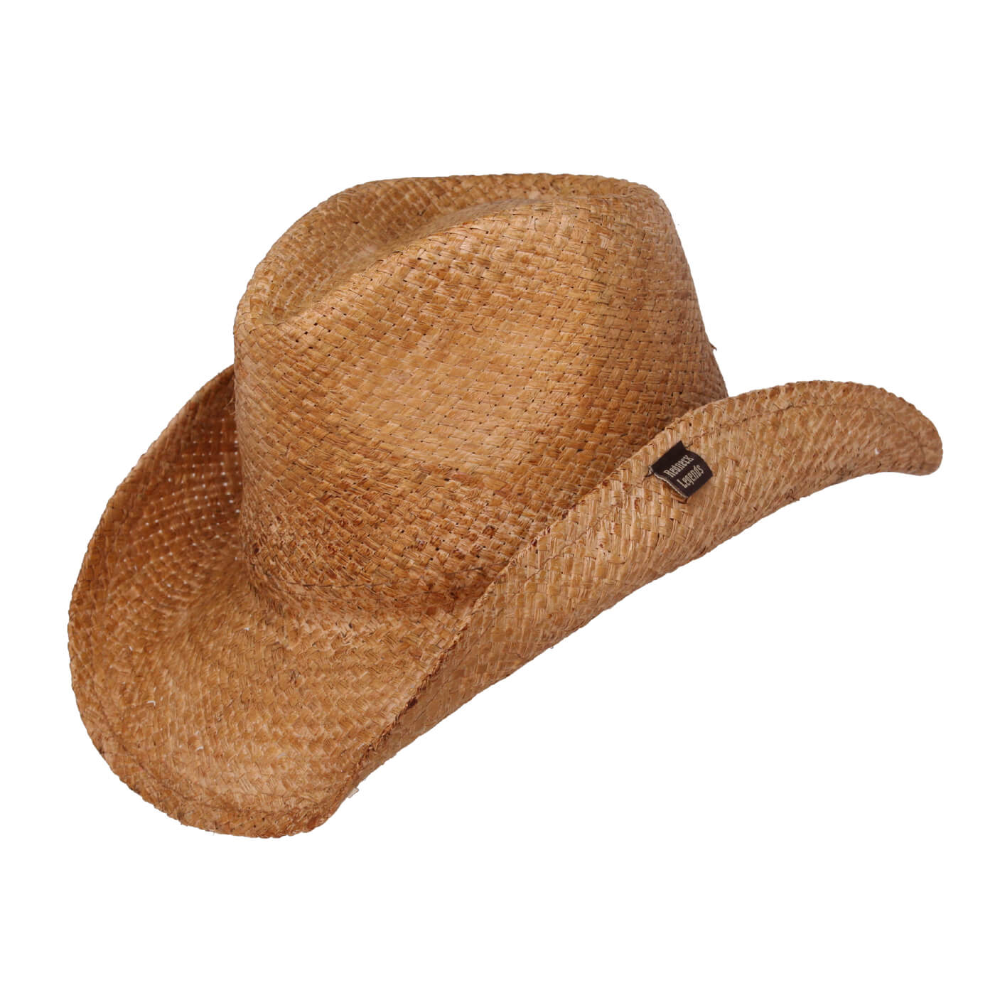 Billy Curlington Straw Cowboy Hat