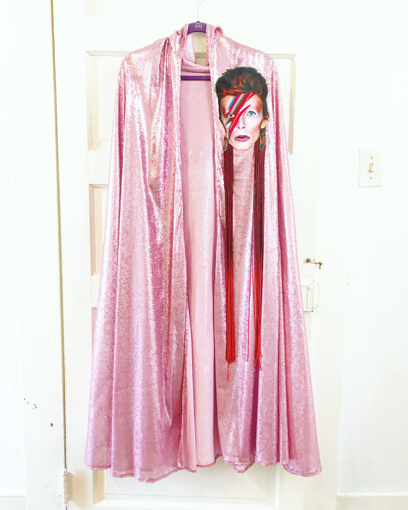 David Bowie Cape