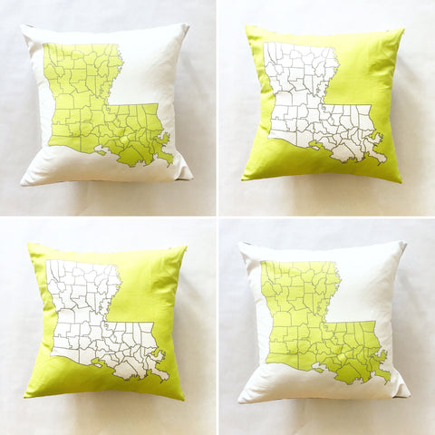 Louisiana Pillow