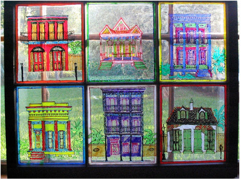 Customized New Orleans House Painting