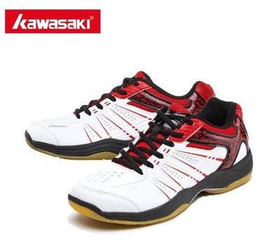 Kawasaki Badminton Shoes K-063 (Red) US9.5 EUR43
