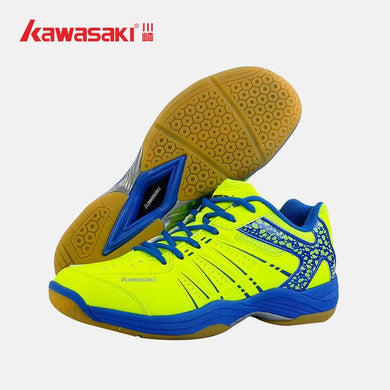 Kawasaki Badminton Shoes K-062 (Green) US4 EUR35
