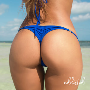 Scrunch Back Bikini Bottom