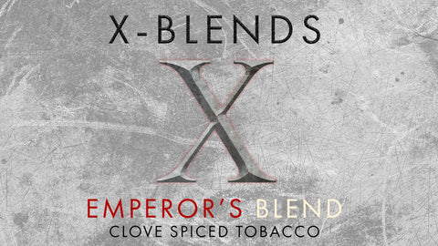 Emperor's Blend - Firebrand American Vape and E-Cigs