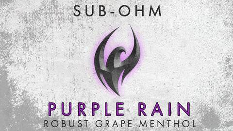 Purple Rain Sub-Ohm