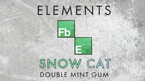 Snow Cat - Firebrand American Vape and E-Cigs