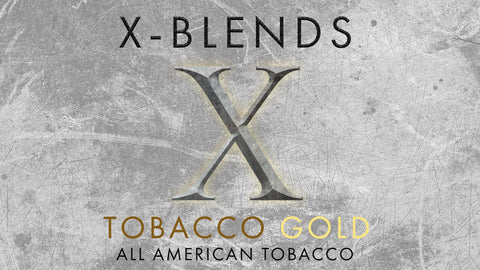 Tobacco Gold - Firebrand American Vape and E-Cigs