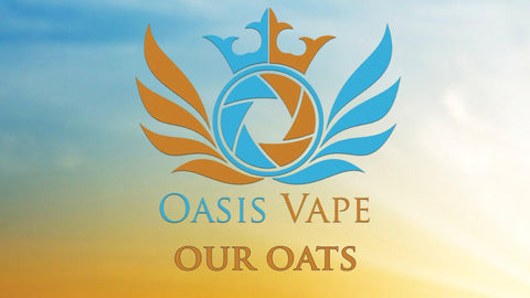 Our Oats-120ML - Firebrand American Vape and E-Cigs