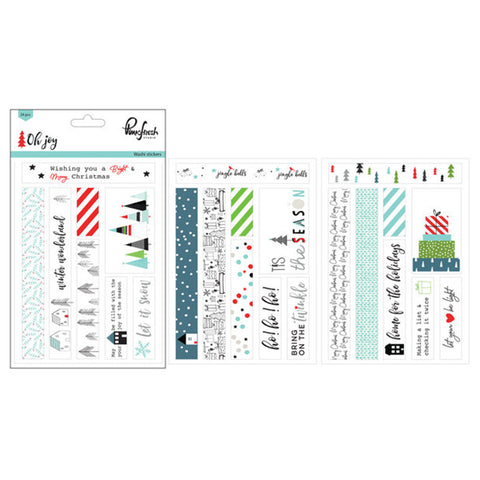 Washi Stickers - Pinkfresh Studio Oh Joy