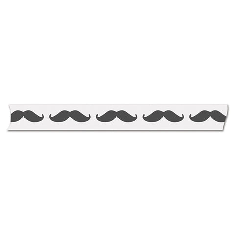 Mustache Washi Tape  - Fancy Pants Good Fellows