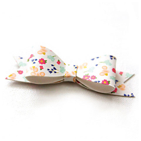 Paper Bow Set - Fancy Pants Millie & June