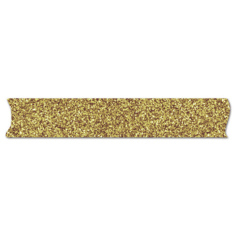 Gold Glitter Washi Tape - Fancy Pants Millie & June