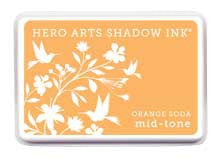 Orange Soda Mid-Tone Shadow Ink Pad