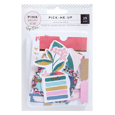 Journaling Spots - Pink Paislee - Paige Evans Pick Me Up