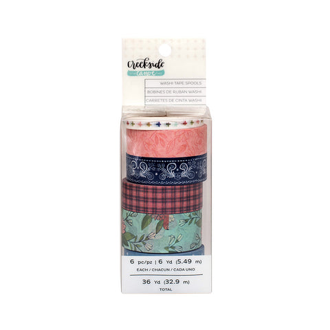 Washi Tape Set - 1Canoe2 - Creekside