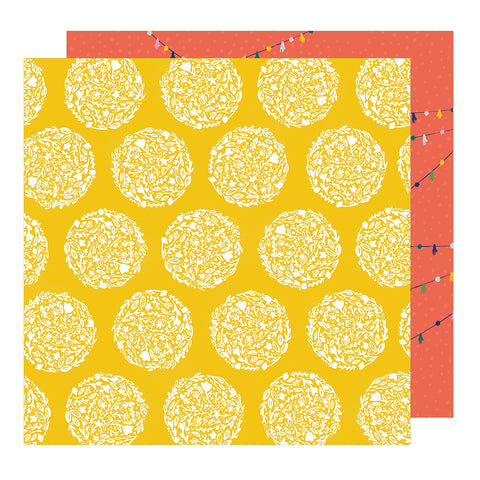 Stay Wild 12x12 Pattern Paper - Dear Lizzy - Star Gazer