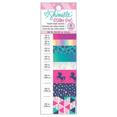 Washi Tape - Shimelle - Glitter Girl
