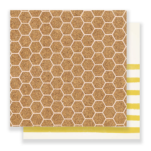 Magic 12x12 Pattern Paper - Crate Paper - Good Vibes