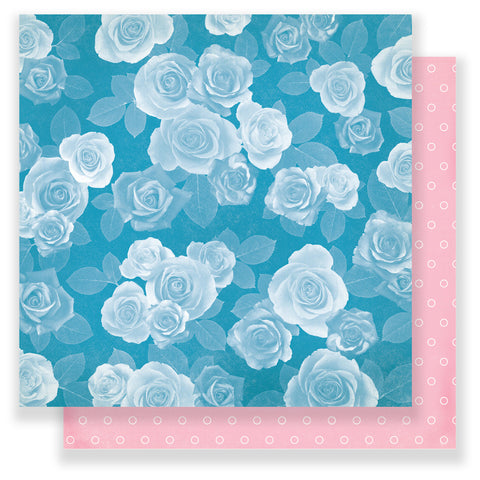 Graceful 12x12 Patterned Paper - Maggie Holmes - Chasing Dreams