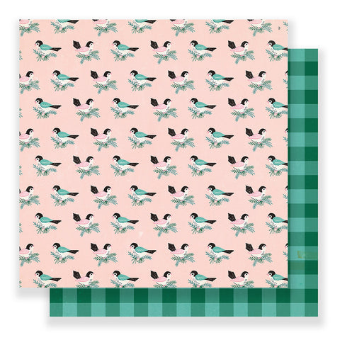 Together 12x12 Pattern Paper - Crate Paper - Falala