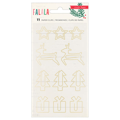 Paperclips - Crate Paper - Falala