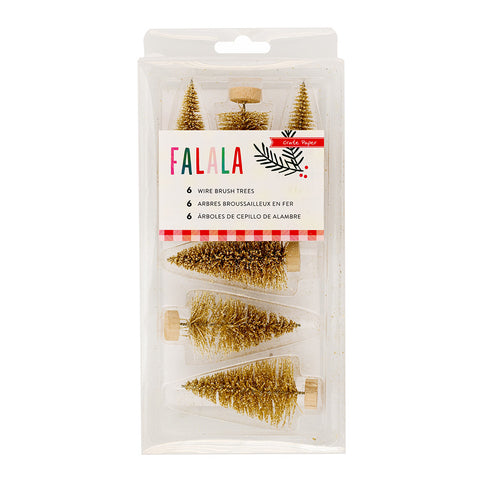 Brush Trees - Crate Paper - Falala
