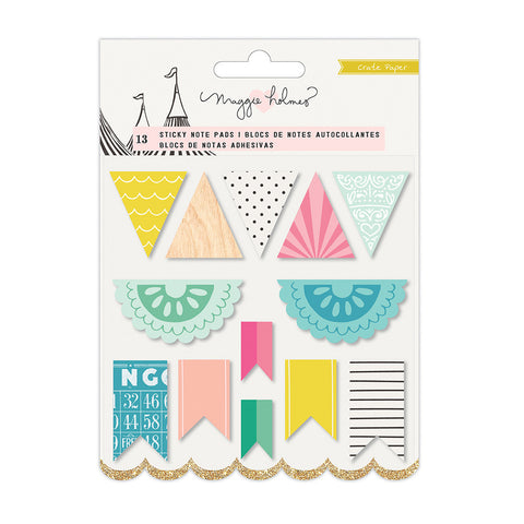 Sticky Note Set - Maggie Holmes - Carousel