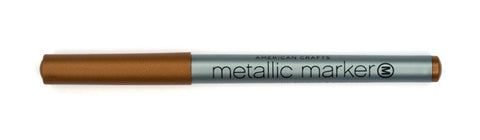 Metallic Marker Medium Point Copper