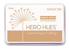 Latte Chalk Ink Pad