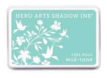 Tide Pool Mid-Tone Shadow Ink Pad