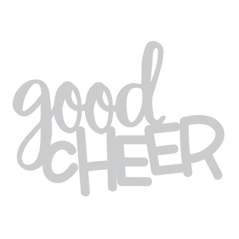 Good Cheer Acrylic - Elle's Studio Tis The Season