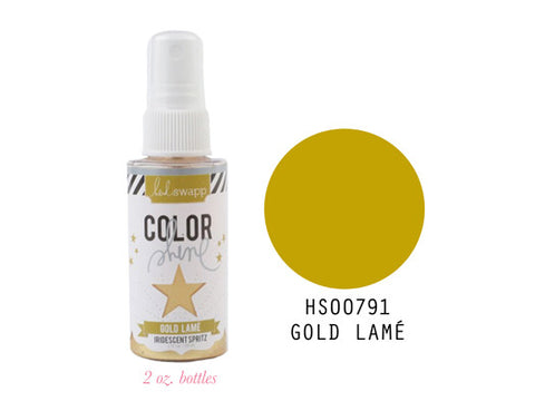 Heidi Swapp Color Shine Gold Lame