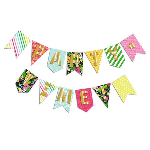 Decorative Party Banner Party Supplies - Fancy Pants - Hello Sunshine
