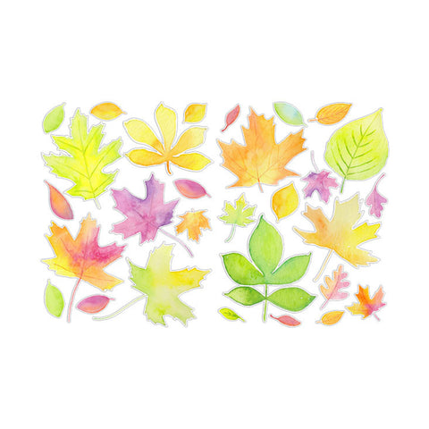 Fall Leaves Die Cuts - Pretty Little Studio - Potpourri