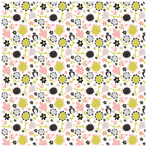 Cat-itude Pattern Paper - My Mind's Eye - Meow