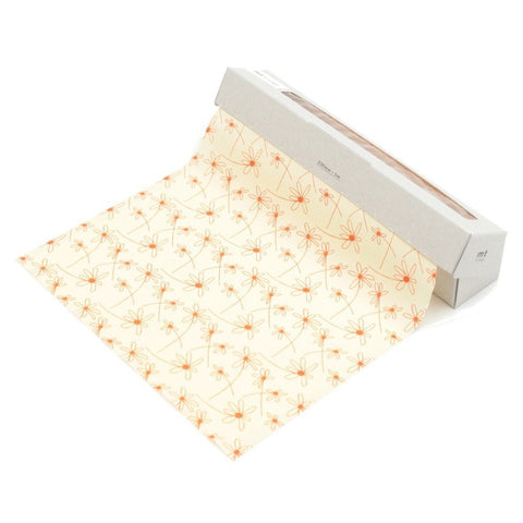 MT Olle Eksell - Flower adhesive washi paper