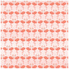 Flamingos 12x12 Pattern Paper - My Mind's Eye - Palm Beach
