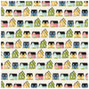Home Sweet Home 12x12 Patterned Paper - Simple Stories - Domestic Bliss