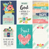 4x6 Vertical Elements 12x12 Patterned Paper - Simple Stories - Faith