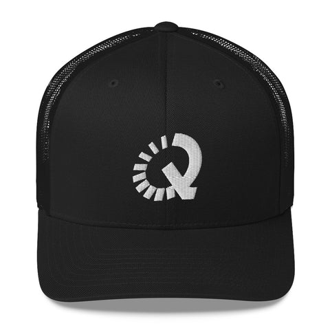 Q-Phiit Trucker Cap