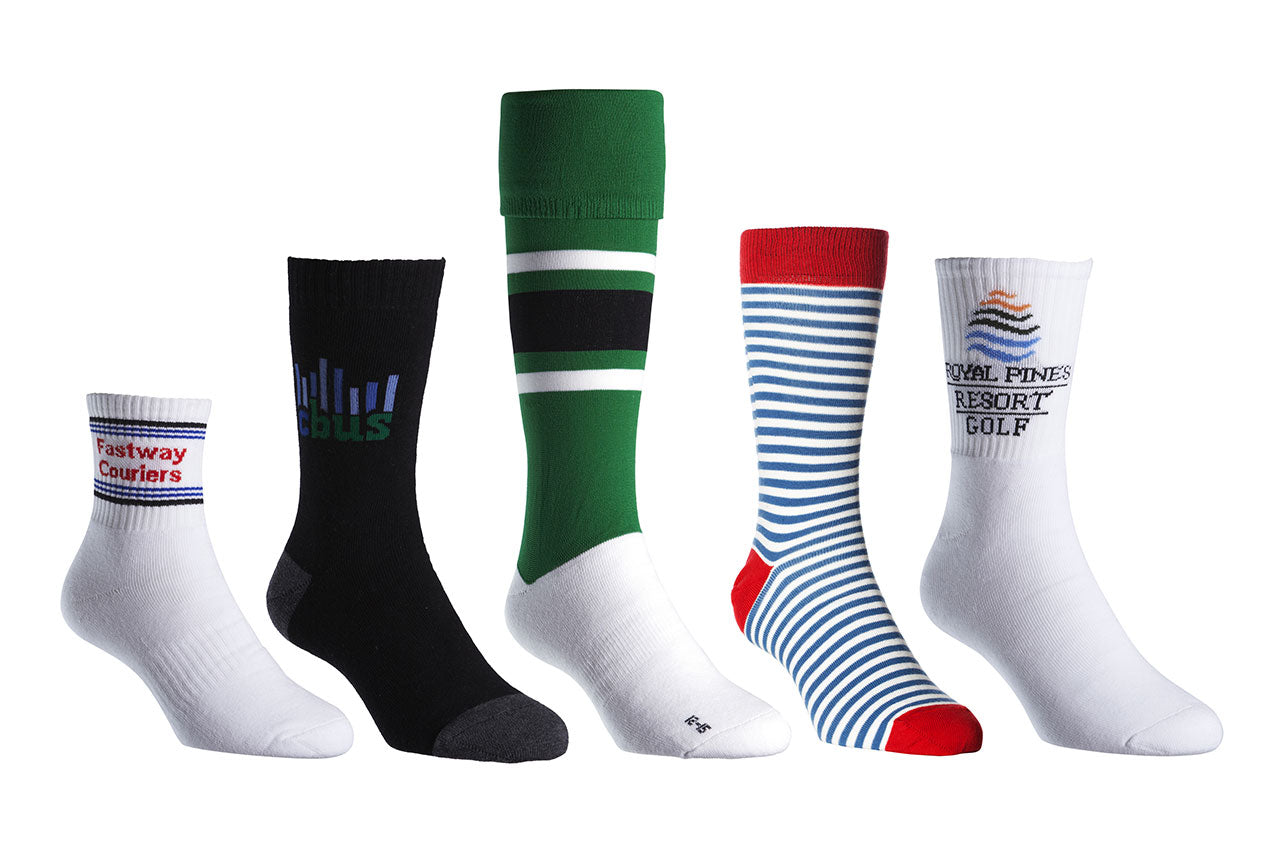 Custom Socks | LAFITTE Australia | Custom Made Sock Supplier